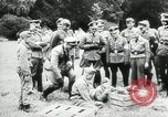 Image of Hitler youth camp Germany, 1942, second 6 stock footage video 65675027680