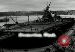 Image of USS Bunker Hill Bremerton Washington USA, 1944, second 1 stock footage video 65675027696