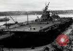 Image of USS Bunker Hill Bremerton Washington, 1944, second 4 stock footage video 65675027696