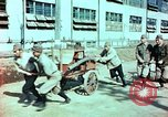 Image of Japanese firemen Tokyo Japan, 1945, second 5 stock footage video 65675027707