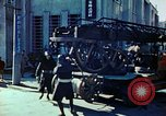 Image of Japanese firemen Tokyo Japan, 1945, second 11 stock footage video 65675027720
