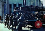 Image of Japanese firemen Tokyo Japan, 1945, second 12 stock footage video 65675027720