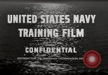 Image of 5 inch 25 caliber gun submarine gun United States USA, 1945, second 4 stock footage video 65675027731