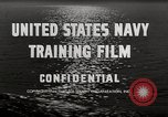 Image of 5 inch 25 caliber gun submarine gun United States USA, 1945, second 5 stock footage video 65675027731