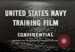 Image of 5 inch 25 caliber gun submarine gun United States USA, 1945, second 6 stock footage video 65675027731