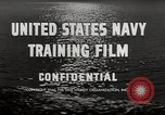 Image of 5 inch 25 caliber gun submarine gun United States USA, 1945, second 7 stock footage video 65675027731