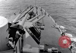Image of 16 inches gun turrets Pacific Theater, 1943, second 2 stock footage video 65675027739