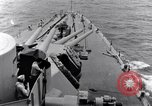 Image of 16 inches gun turrets Pacific Theater, 1943, second 3 stock footage video 65675027739