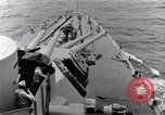 Image of 16 inches gun turrets Pacific Theater, 1943, second 4 stock footage video 65675027739