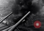 Image of USS Maryland Pacific Theater, 1943, second 2 stock footage video 65675027743