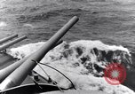Image of USS Maryland Pacific Theater, 1943, second 6 stock footage video 65675027743