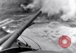 Image of USS Maryland Pacific Theater, 1943, second 8 stock footage video 65675027743