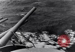 Image of USS Maryland Pacific Theater, 1943, second 9 stock footage video 65675027743