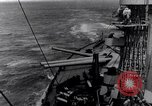Image of USS Maryland Pacific Theater, 1943, second 11 stock footage video 65675027743