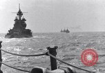 Image of Battleship USS Colorado BB-45 Pacific Theater, 1943, second 1 stock footage video 65675027745