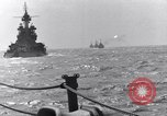 Image of Battleship USS Colorado BB-45 Pacific Theater, 1943, second 4 stock footage video 65675027745