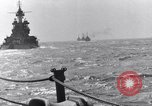 Image of Battleship USS Colorado BB-45 Pacific Theater, 1943, second 5 stock footage video 65675027745