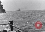 Image of Battleship USS Colorado BB-45 Pacific Theater, 1943, second 7 stock footage video 65675027745