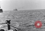 Image of Battleship USS Colorado BB-45 Pacific Theater, 1943, second 8 stock footage video 65675027745