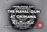 Image of US assault on Okinawa Okinawa Ryukyu Islands, 1945, second 5 stock footage video 65675027747