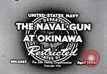 Image of US assault on Okinawa Okinawa Ryukyu Islands, 1945, second 7 stock footage video 65675027747