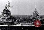 Image of Naval gunfire Okinawa Ryukyu Islands, 1946, second 2 stock footage video 65675027754