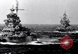 Image of Naval gunfire Okinawa Ryukyu Islands, 1946, second 3 stock footage video 65675027754