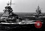 Image of Naval gunfire Okinawa Ryukyu Islands, 1946, second 4 stock footage video 65675027754