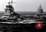 Image of Naval gunfire Okinawa Ryukyu Islands, 1946, second 5 stock footage video 65675027754