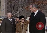 Image of President Johnson Arlington Virginia USA, 1967, second 11 stock footage video 65675027798