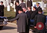Image of President Johnson Arlington Virginia USA, 1967, second 4 stock footage video 65675027802