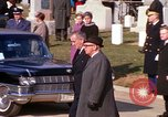 Image of President Johnson Arlington Virginia USA, 1967, second 6 stock footage video 65675027802