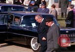 Image of President Johnson Arlington Virginia USA, 1967, second 7 stock footage video 65675027802