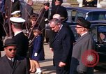 Image of President Johnson Arlington Virginia USA, 1967, second 9 stock footage video 65675027802