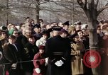 Image of Virgil I Grissom funeral Arlington Cemetery Virginia USA, 1967, second 4 stock footage video 65675027809