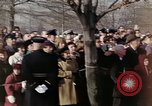 Image of Virgil I Grissom funeral Arlington Cemetery Virginia USA, 1967, second 5 stock footage video 65675027809