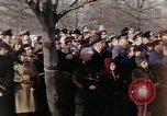 Image of Virgil I Grissom funeral Arlington Cemetery Virginia USA, 1967, second 6 stock footage video 65675027809