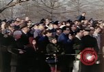 Image of Virgil I Grissom funeral Arlington Cemetery Virginia USA, 1967, second 7 stock footage video 65675027809