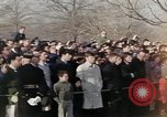 Image of Virgil I Grissom funeral Arlington Cemetery Virginia USA, 1967, second 9 stock footage video 65675027809