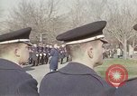 Image of Virgil I Grissom funeral Arlington Cemetery Virginia USA, 1967, second 10 stock footage video 65675027809