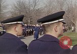 Image of Virgil I Grissom funeral Arlington Cemetery Virginia USA, 1967, second 12 stock footage video 65675027809