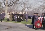 Image of Astronaut Virgil I Grissom funeral Arlington Cemetery Virginia USA, 1967, second 8 stock footage video 65675027810