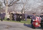 Image of Astronaut Virgil I Grissom funeral Arlington Cemetery Virginia USA, 1967, second 12 stock footage video 65675027810