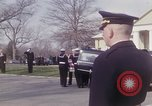 Image of Funeral of Astronaut Lieutenant Commander Roger B Chaffee Arlington Virginia USA, 1967, second 7 stock footage video 65675027813
