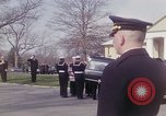 Image of Funeral of Astronaut Lieutenant Commander Roger B Chaffee Arlington Virginia USA, 1967, second 8 stock footage video 65675027813