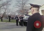 Image of Funeral of Astronaut Lieutenant Commander Roger B Chaffee Arlington Virginia USA, 1967, second 12 stock footage video 65675027813