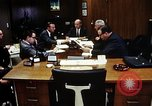 Image of NASA Apollo 204 review board investigating Apollo 1 disaster United States USA, 1967, second 2 stock footage video 65675027828