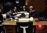 Image of NASA Apollo 204 review board investigating Apollo 1 disaster United States USA, 1967, second 3 stock footage video 65675027828