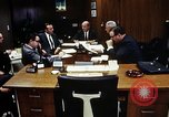 Image of NASA Apollo 204 review board investigating Apollo 1 disaster United States USA, 1967, second 5 stock footage video 65675027828