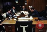 Image of NASA Apollo 204 review board investigating Apollo 1 disaster United States USA, 1967, second 7 stock footage video 65675027828